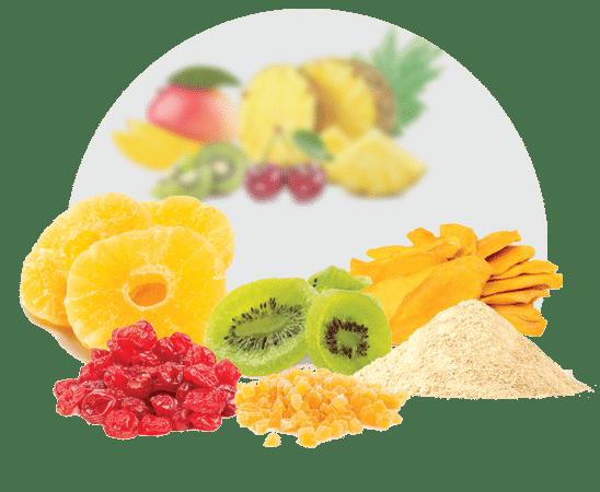 Frutos Deshidratados